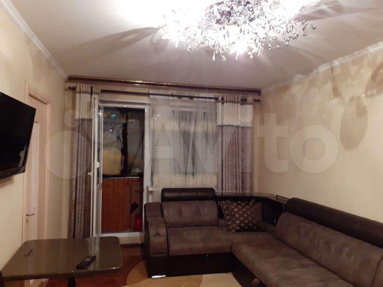 4-к квартира, 62 м², 2/5 эт.  89196406254 купить 8