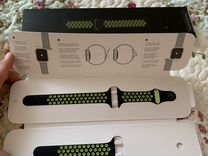 Ремешок Apple Watch S4 44 mm Nike
