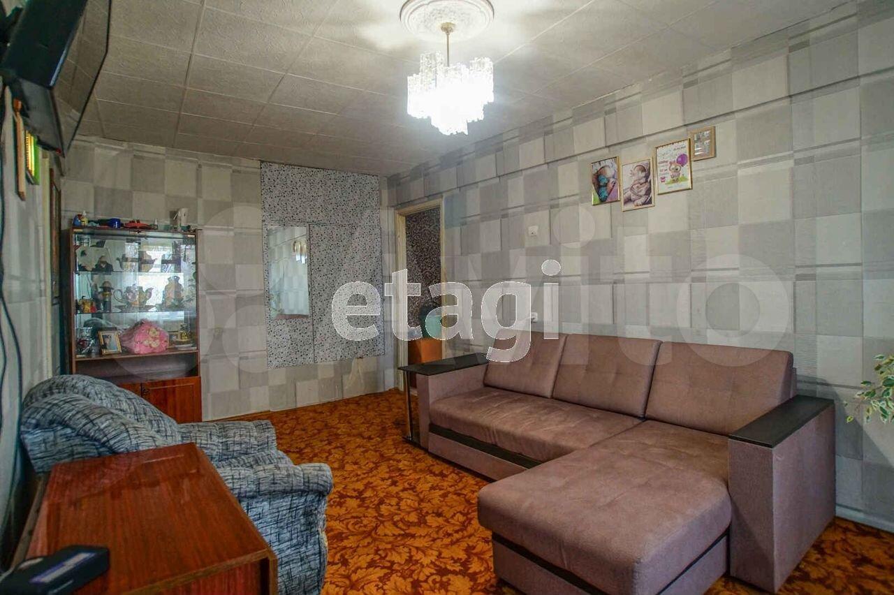3-к квартира, 49.3 м², 5/5 эт.  89131905966 купить 2