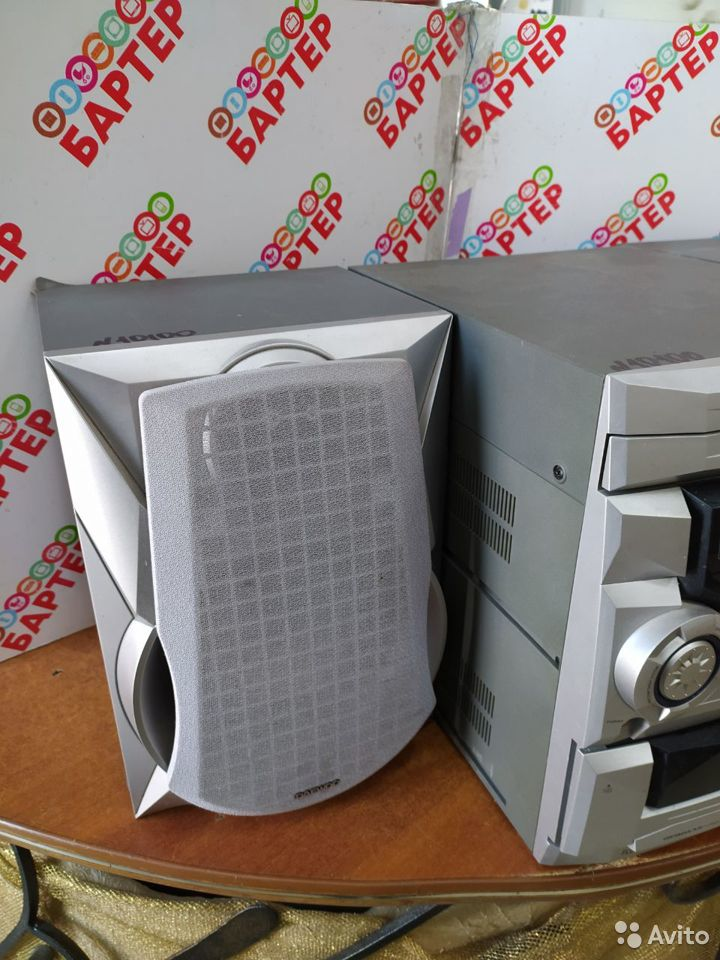 Музыкальный центр Daewoo AMI-829L 10100  89021600197 купить 2
