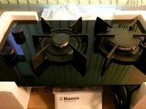 Новая Газовая плита Ханса — Бытовая техника в Геленджике