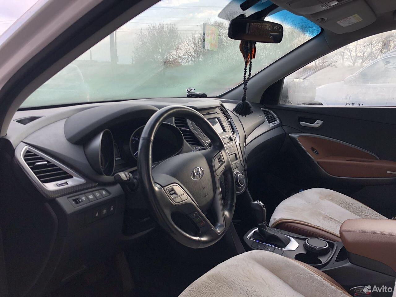 Hyundai Santa Fe, 2016  88452987968 купить 9