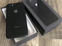 iPhone 8 64 Гб чёрный
