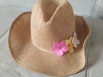 Летние шляпки на 3-7 лет