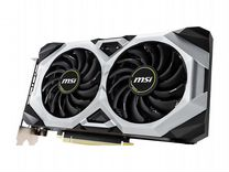 Видеокарта MSI GeForce RTX 2060 Ventus OC (гаранти — Товары для компьютера в Москве