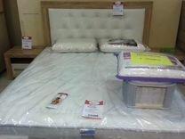 Модульный спальный гарнитур Лагуна 6