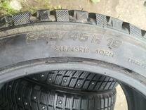 Комплект 245 45 19 Michelin X-ice North 3