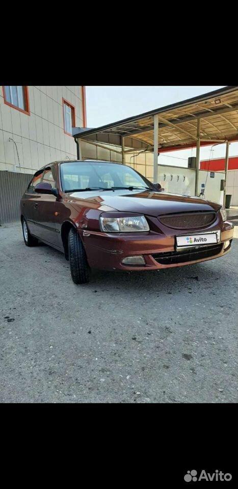 Hyundai Accent, 2008  89635944025 купить 7