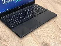 Стильный мощный игровой ультрабук Acer