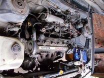 Двигатель Toyota 4a-fe carib corolla
