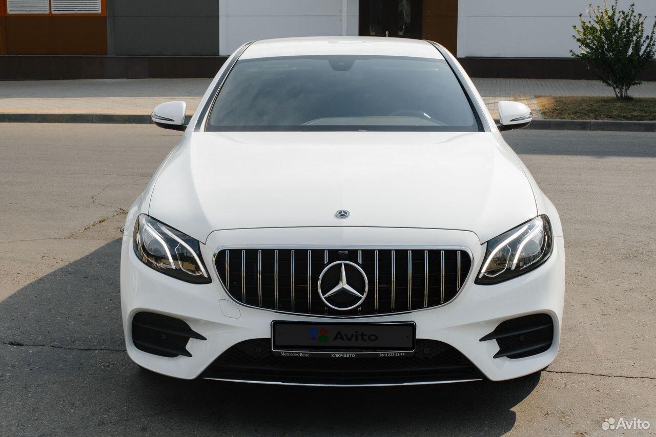 Mercedes-Benz E-класс, 2019  89343410556 купить 2