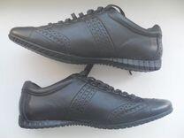 Обувь из натуральной кожи, мужская