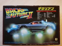 DeLorean Back to the future 1:24