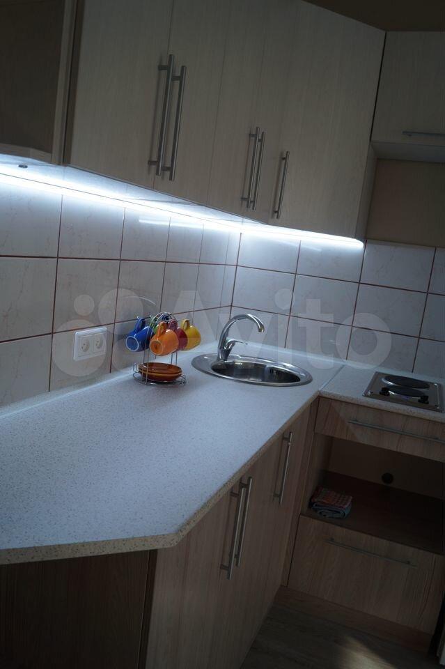 Квартира-студия, 25 м², 4/16 эт.  89609557972 купить 3