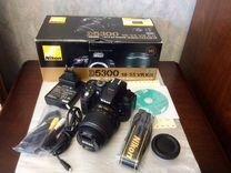 Фотоаппарат Nikon D5300 18-55 VR Kit
