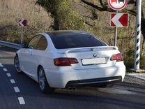 BMW E92 Hamann spoiler