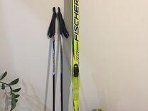 Детский Лыжный комплект Fischer