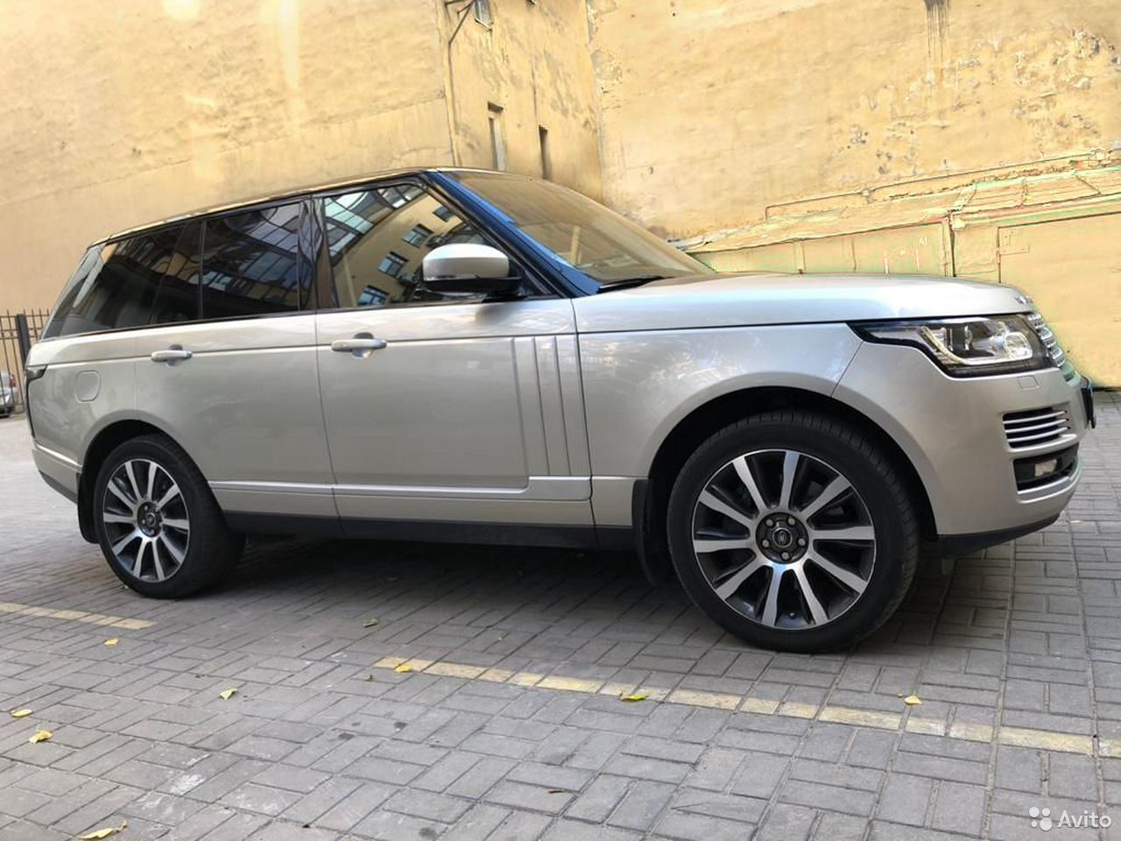 Land Rover Range Rover, 2013  89586039357 купить 3