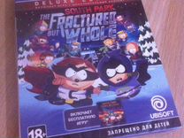 South Park The Fractured but Whole Deluxe Edition