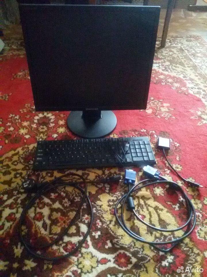 Монитор samsung 943N и клавиатура  89101904869 купить 3