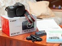 Canon 50D kit (возможен обмен)