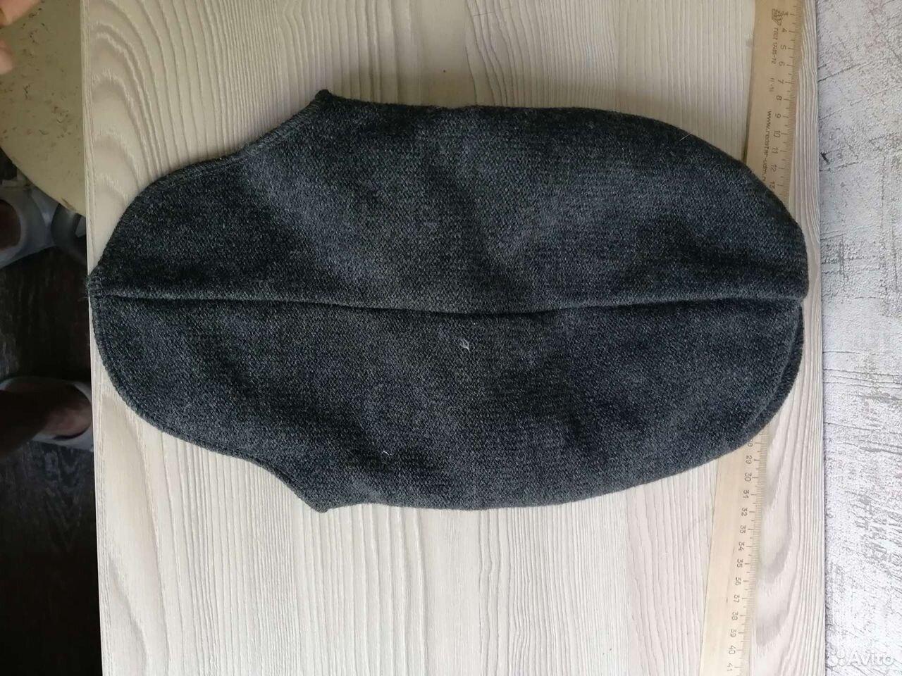 Шапка-шлем фирмы crockid, зимняя, размер 46-48  89085241242 купить 2