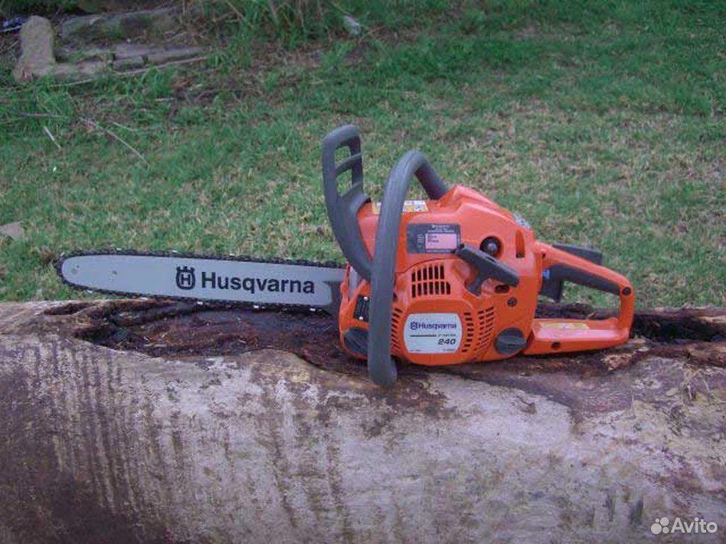 Бензопила husqvarna240  89102404700 купить 1