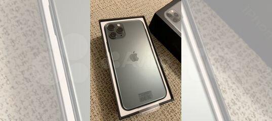 iPhone 11 Pro Новый купить в Пермском крае с доставкой | Бытовая электроника | Авито