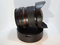 Rokinon 8mm f3.5 UMC fish-EYE CS II Sony A-Mount