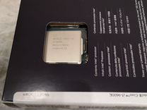 Новый Intel Core i5-9600K boх запечатан — Товары для компьютера в Москве