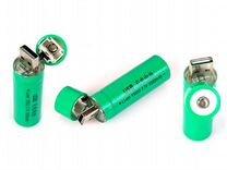 Батарейка аккумуляторная с зарядкой от usb 3800мач
