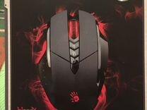 Игровая мышь A4Tech bloody V7 black