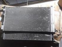 Радиатор двс Renault Megane 3