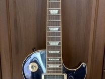 Gibson Les Paul Traditional+ Chicago Blue (2012)