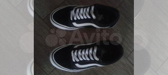 23147ee4 Кроссовки Vans Old Skool оригинал купить в Республике Карелия на Avito —  Объявления на сайте Авито