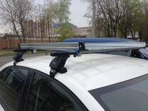 Корзина оцинкованная на крышу Delta — Запчасти и аксессуары в Краснодаре