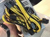 Бп для асиков Power 95+ Gold 1850W(1650W Выход)
