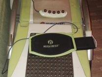 Массажная кровать Nuga best NM-5000+пояс+проектор