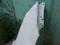 Хендай ix35 ix 35 крыло правое (белое)