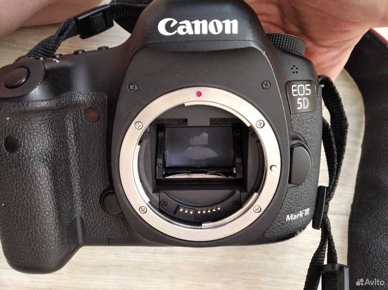 Фотоаппарат Canon 5dmark III