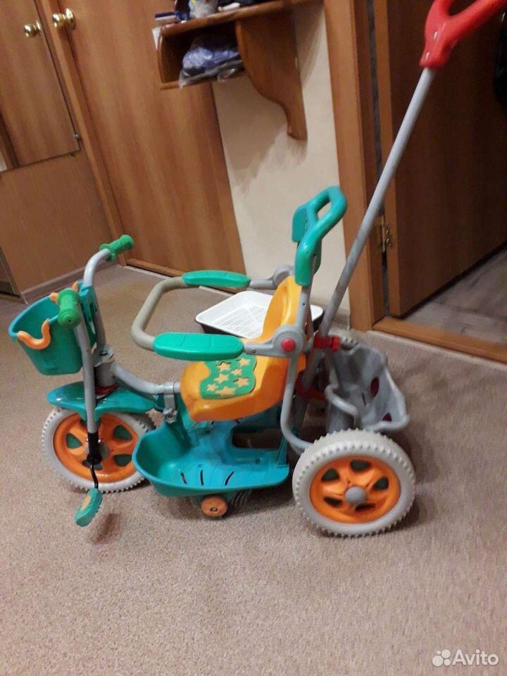 Детский велосипед б/у  89521642774 купить 1