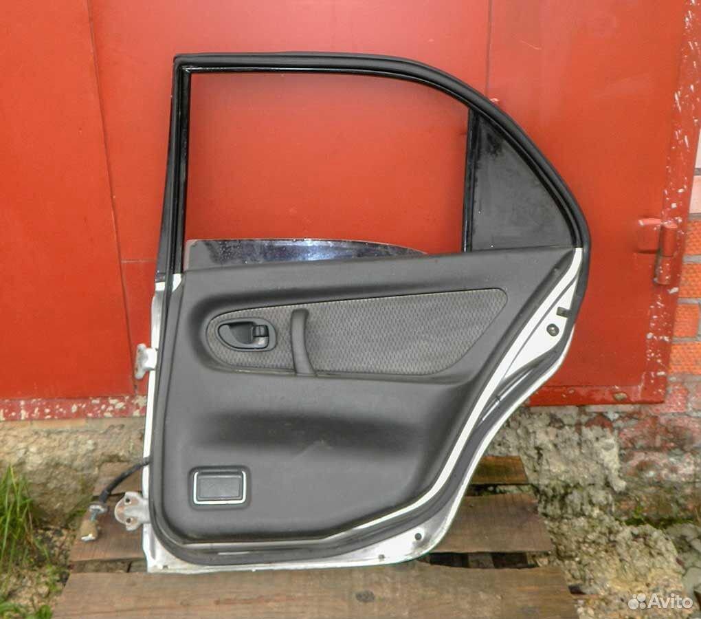 Дверь задняя правая Mitsubishi Galant 7  89208994545 купить 2