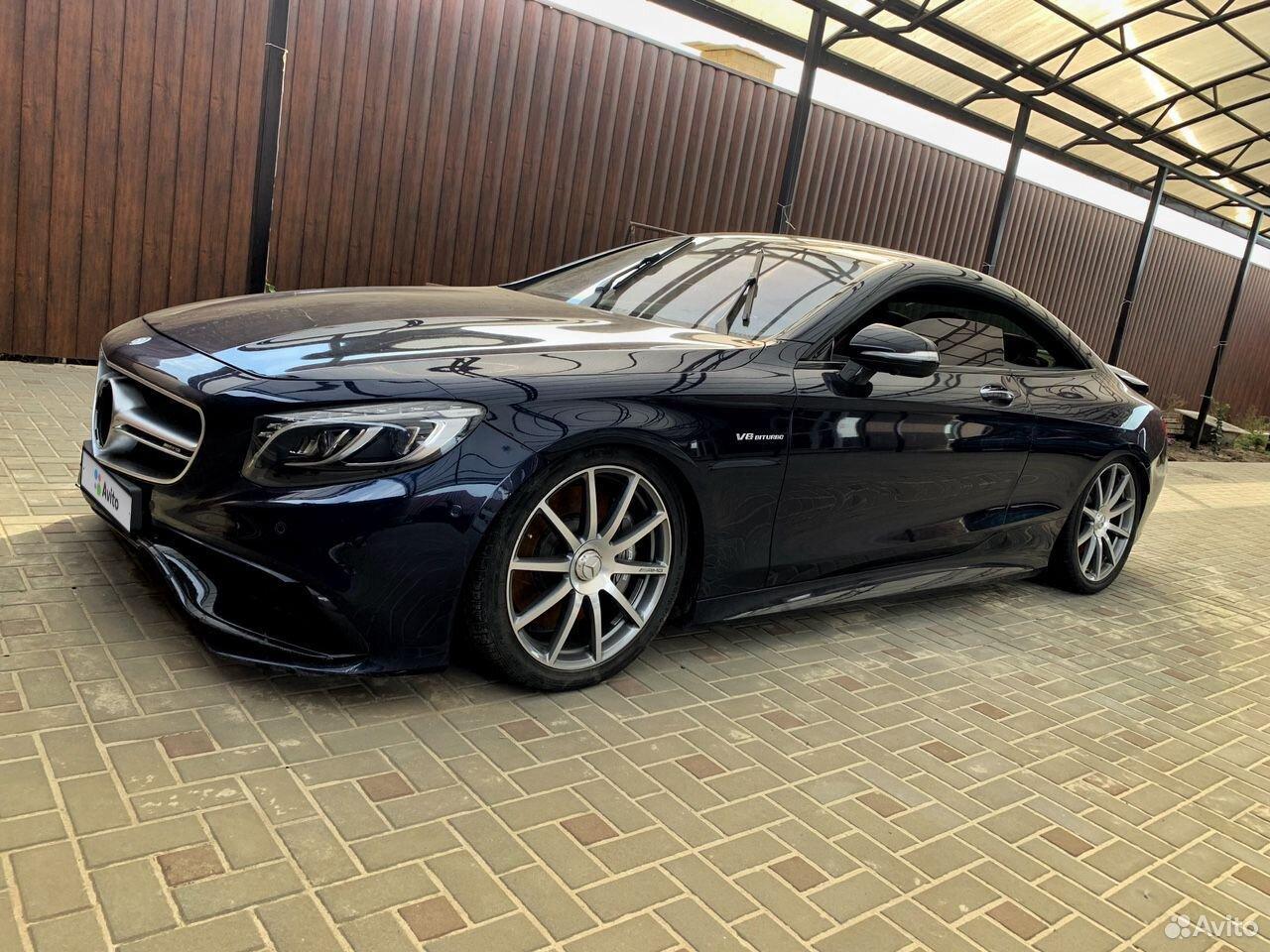 Mercedes-Benz S-класс AMG, 2015  89885309861 купить 10