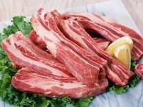 Домашнее мясо свинины