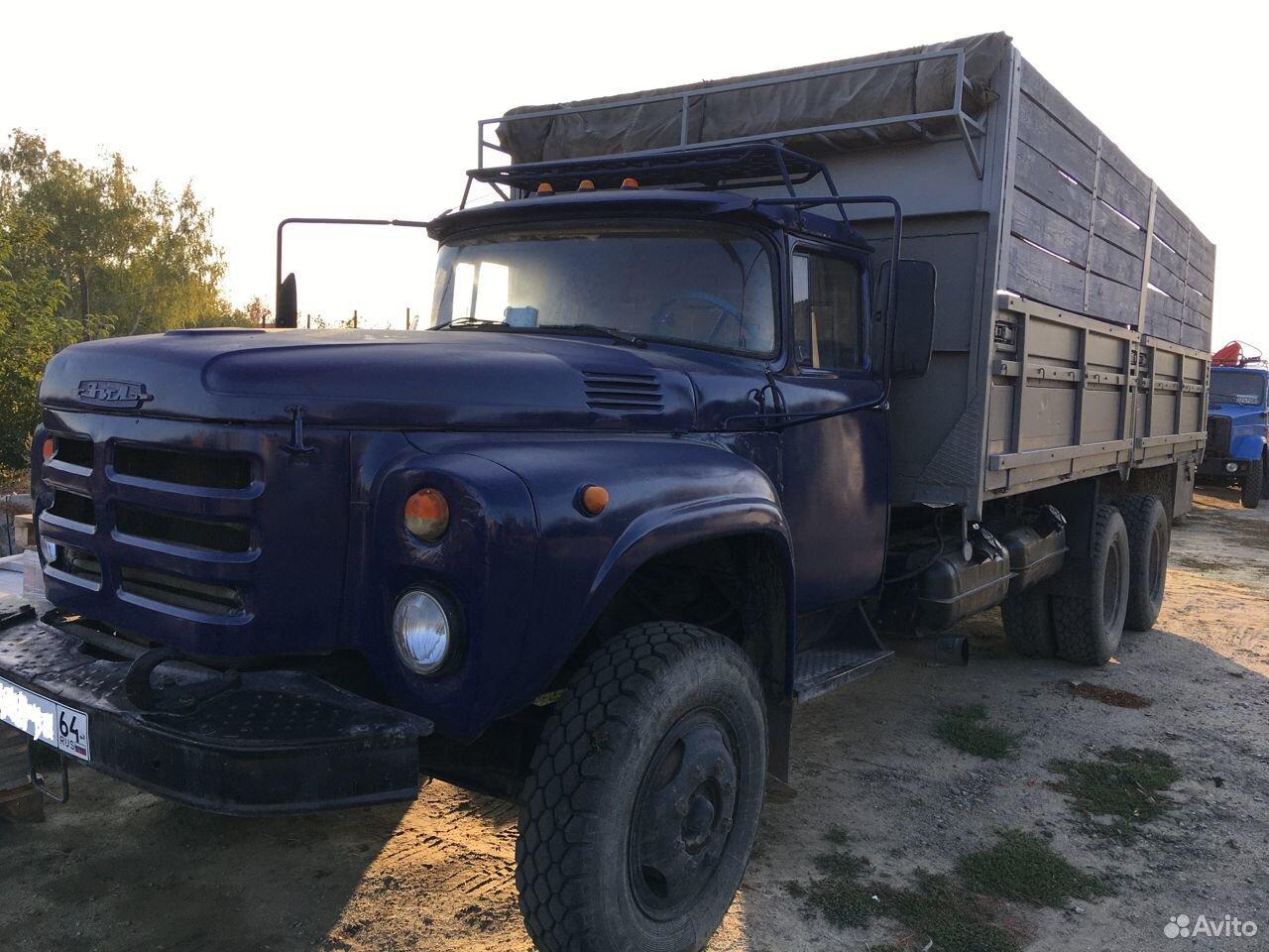 Бортовой ЗИЛ -133 гя  89658822668 купить 3
