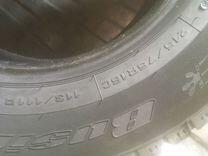 Новые шины 215/75R16C