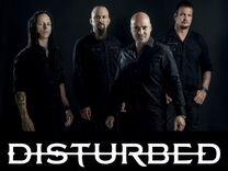 Disturbed концерт 16 июня - билеты в наличии