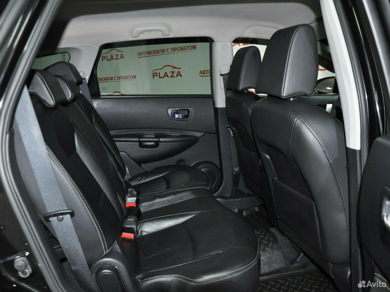 Nissan Qashqai+2, 2008  88129217457 купить 7