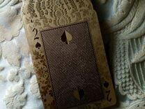 Игральные карты damask