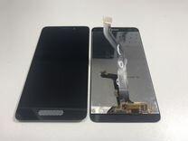 Huawei Honor 5C - Дисплей черный
